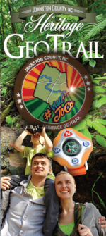 Geocaching Brochure Cover