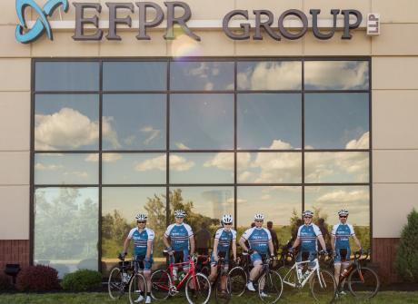 EFPR Trek Team for the Rochester Criterium