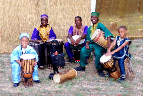 Ayubu Kamau Kings and Queens