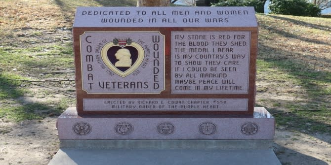 Purple Heart Memorial