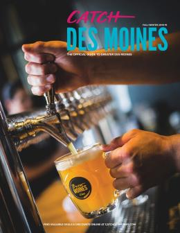 2018 Fall Winter Catch Des Moines Guide