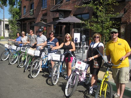 Sacramento Bike Tour