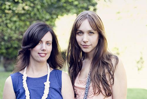 Paige Appel & Kelly Harris
