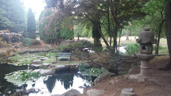 Japanese Gardens at Sonnenberg