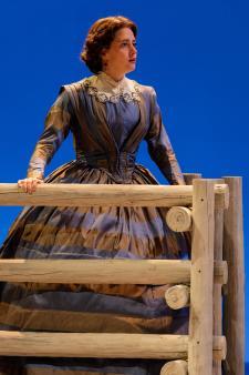 Madeleine Lambert in The Agitators.