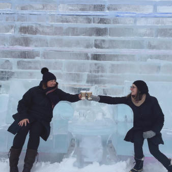 We Heart MB: The Great Ice Show