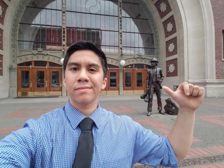 Selfie Spot - Union Station
