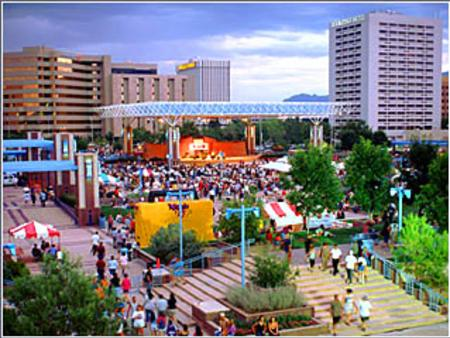 Civic Plaza Downtown Summerfest  by MarbleStreetStudio.com