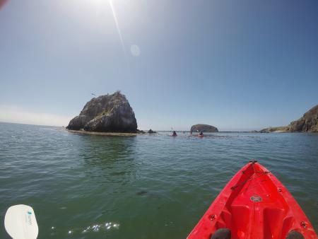 Kayak-Avila Beach