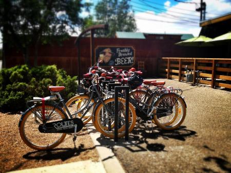 Routes Bike Tours Brewery Tour
