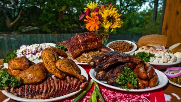 County Line BBQ