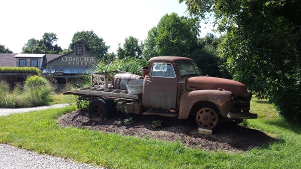 Cedar Creek Winery & Brew Co