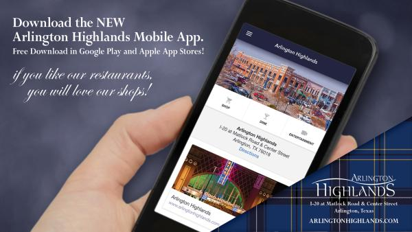highlands mobile app