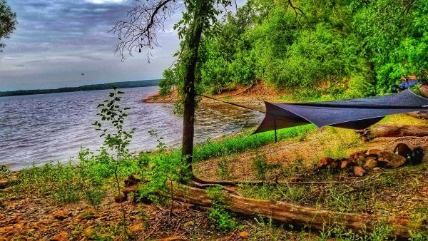 Hammock Camping in Kansas with @hammockkansas - Blog