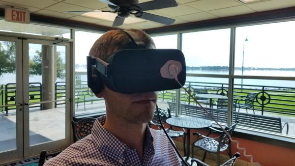Oculus 360 Headset