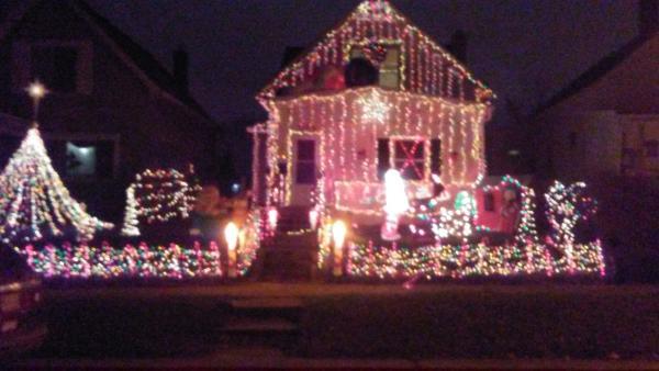 best christmas lights display 1144 wabash avenue