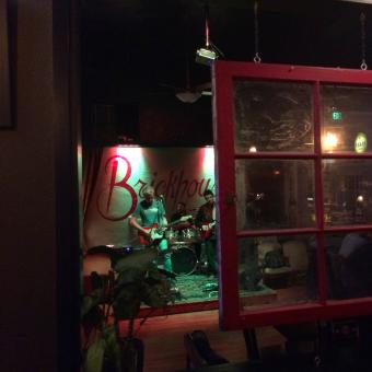 Live Music at Brickhouse Bar & Grill
