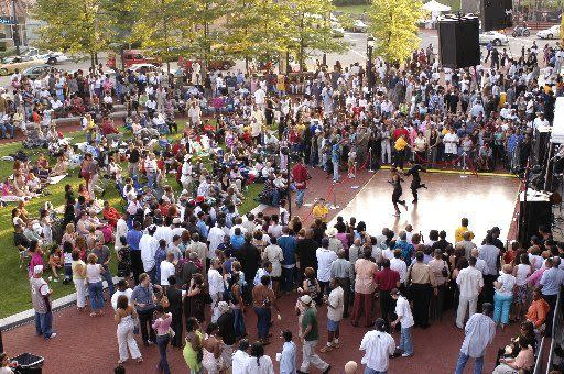 NJPAC Sounds of the City