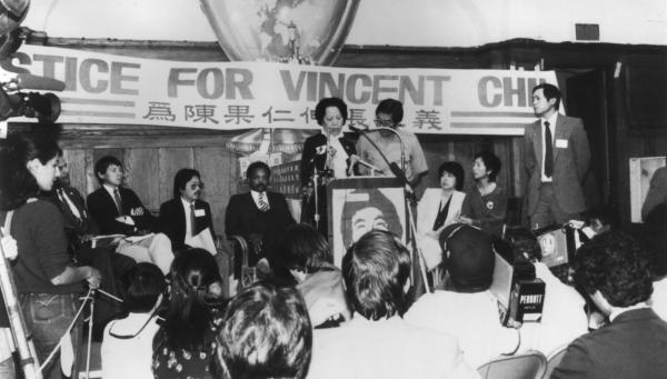 Who Killed Vincent Chin film still