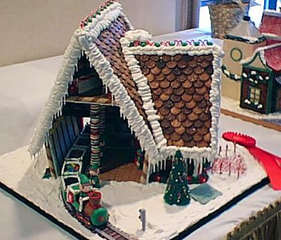 Kris Kringle Candy Company – 2nd Place, 2001