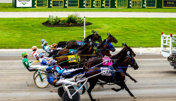 Live Harness Racing at Batavia Downs