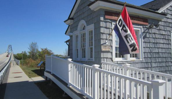 Lake Champlain Visitors Center