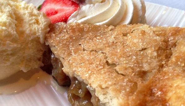 Brewster Inn Restaurant Homemade Pie