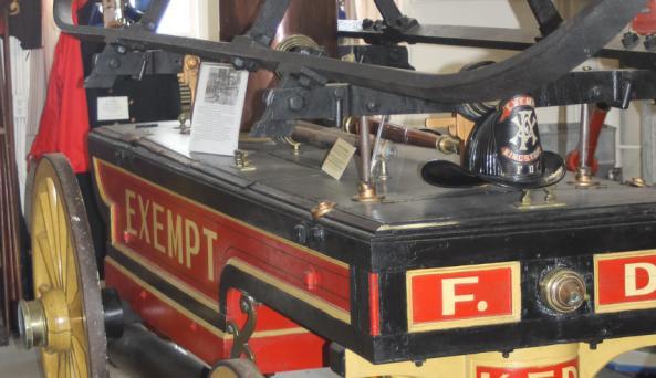 Volunteer Firemen's Hall and Museum 2.