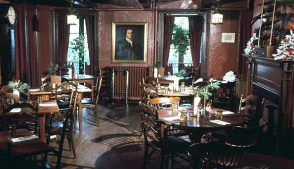 The Tavern at the Beekman Arms