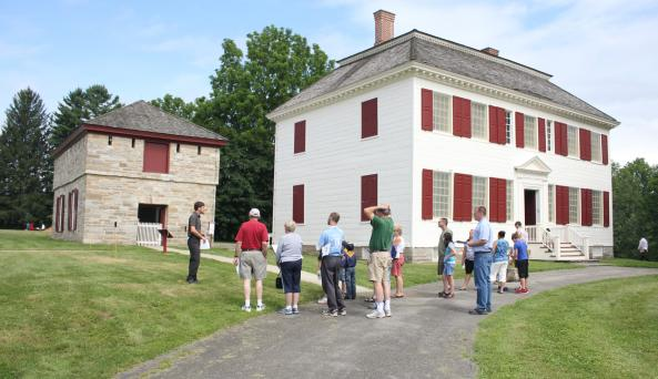 Johnson Hall State Historic Site