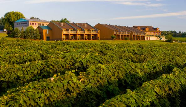 Inn at Glenora Wine Cellars