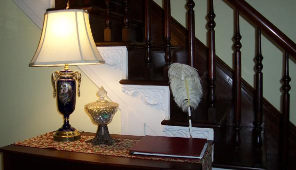 Arbor View House Foyer