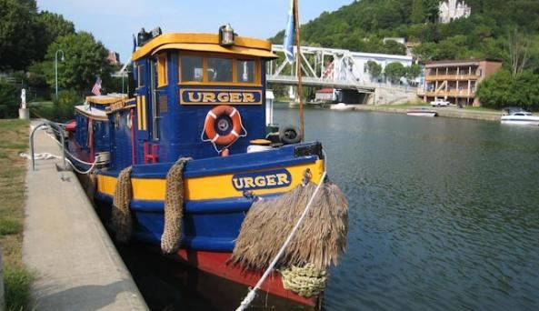 Erie Canalway National Heritage Corridor - Urger - Photo Courtesy of ECNHC