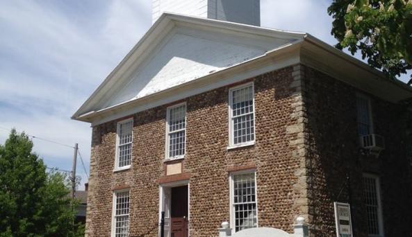 Cobblestone Museum - Church