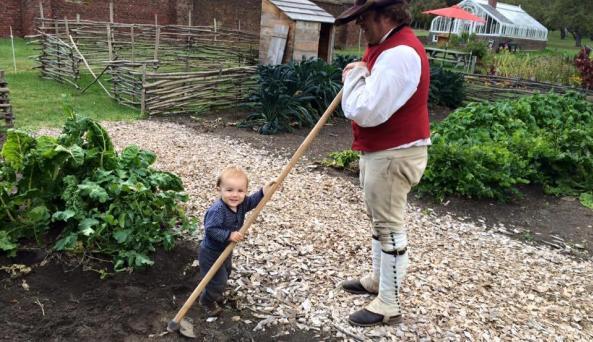 Historic Trades - Gardening