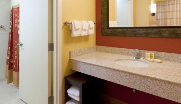 One-Bedroom Suite Bathroom