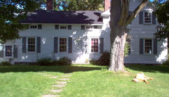 1805 House exterior