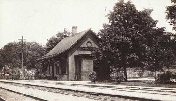 HP Train - old