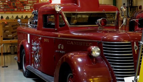 FASNY truck