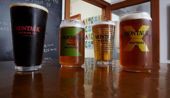 Montauk Brewing Company - Photo Courtesy of Montauk Brewing Company.