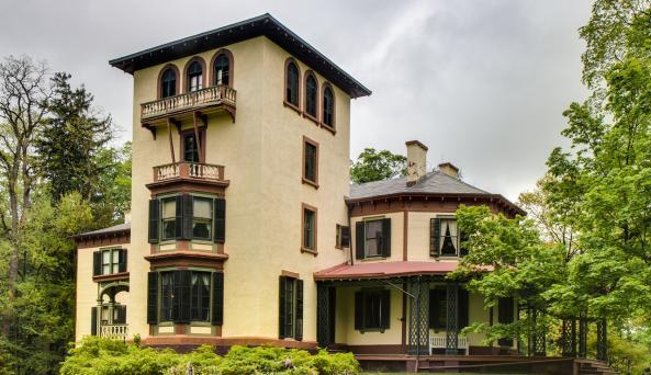 Locust Grove Estate Mansion West