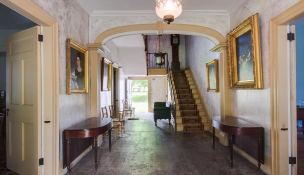 Koyfmann Entrance Hall