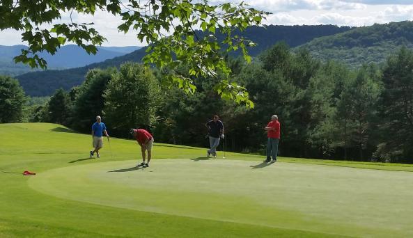 Tournaments at Bolivar Golf Club