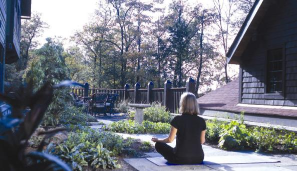 Meditation on Garden Terrace Green Roof .jpg