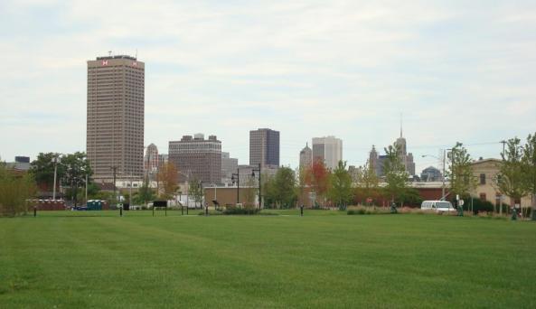 Buffalo Riverfest Park