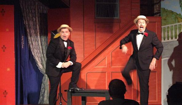 Singing in the Rain2, 2008.jpg