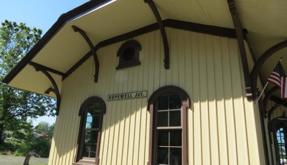 Hopewell Depot - ext