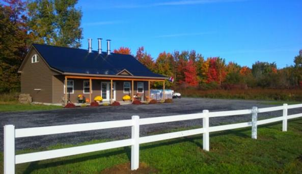 Farmhouse Maple