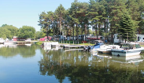 Green Harbor Campground - Marina