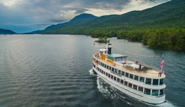 Lakes to Locks Passage ~ New York's Great Northeast Journey, the Lake George Region